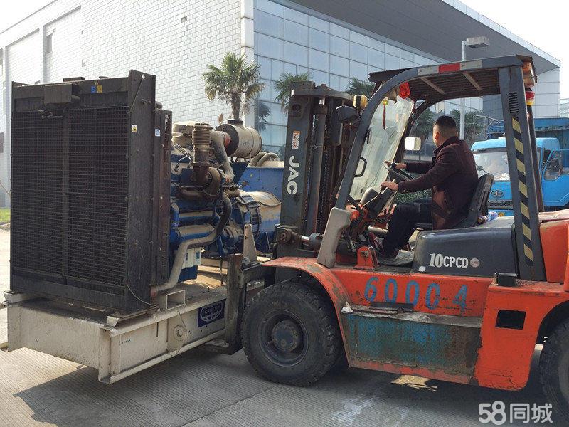 苏州发电机组回收-高价回收进口发电机