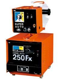 台湾精炫250FX二氧化碳焊机气保焊机 350FX CO2焊机