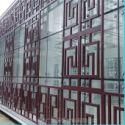 广东墙身镂空铝单板定做厂家图片