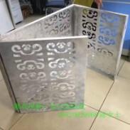 安抚铝合金雕花板批发价图片