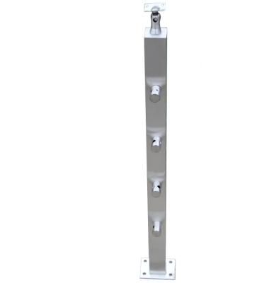 不锈钢楼梯立柱图片/不锈钢楼梯立柱样板图 (3)