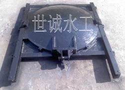 1米铸铁镶铜圆闸门   1米铸铁镶铜圆闸门供应商