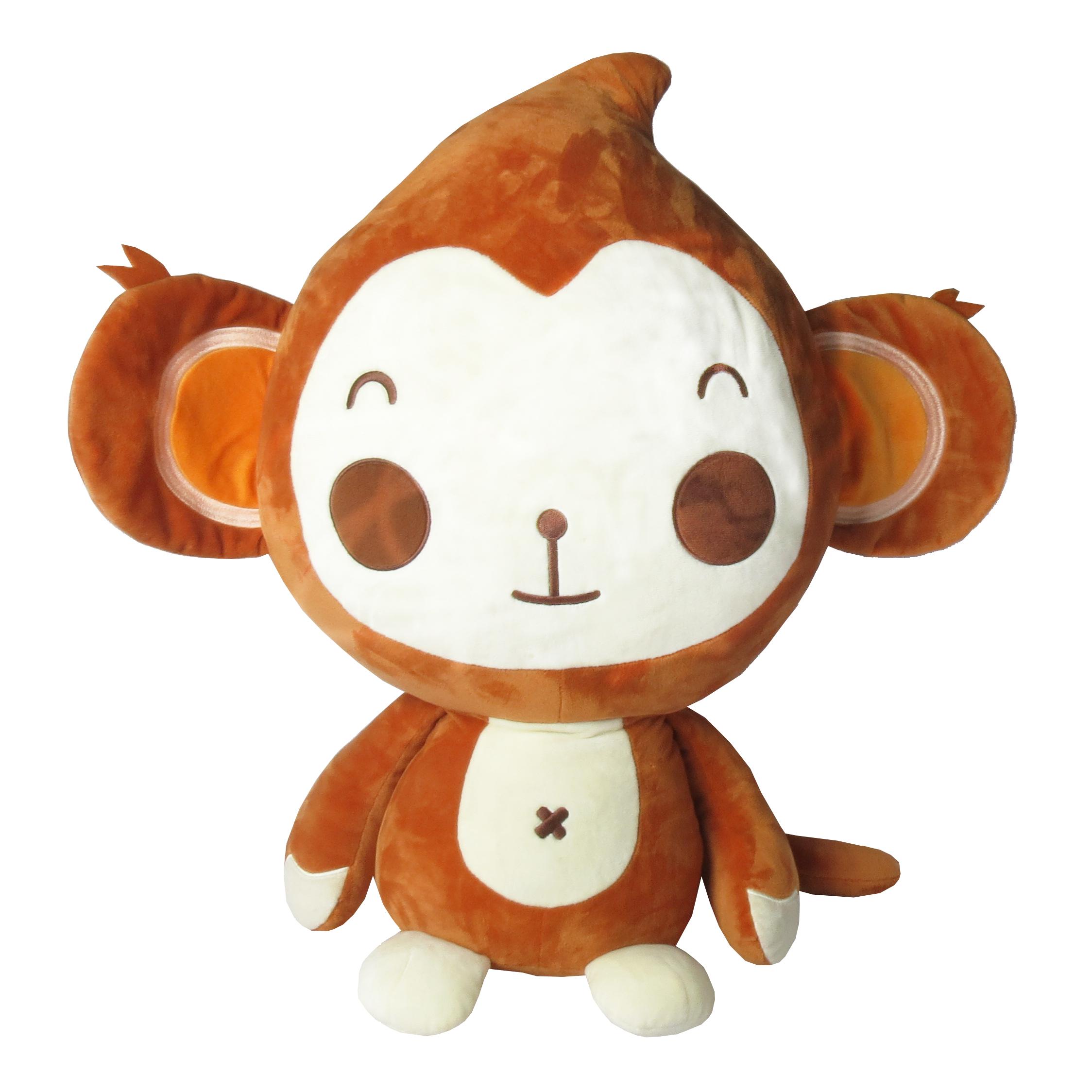 深圳毛绒玩具厂家定做毛绒动物公仔广告礼品赠送吉祥物定制