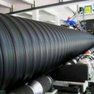 辽宁大口径HDPE钢带管生产基地图片