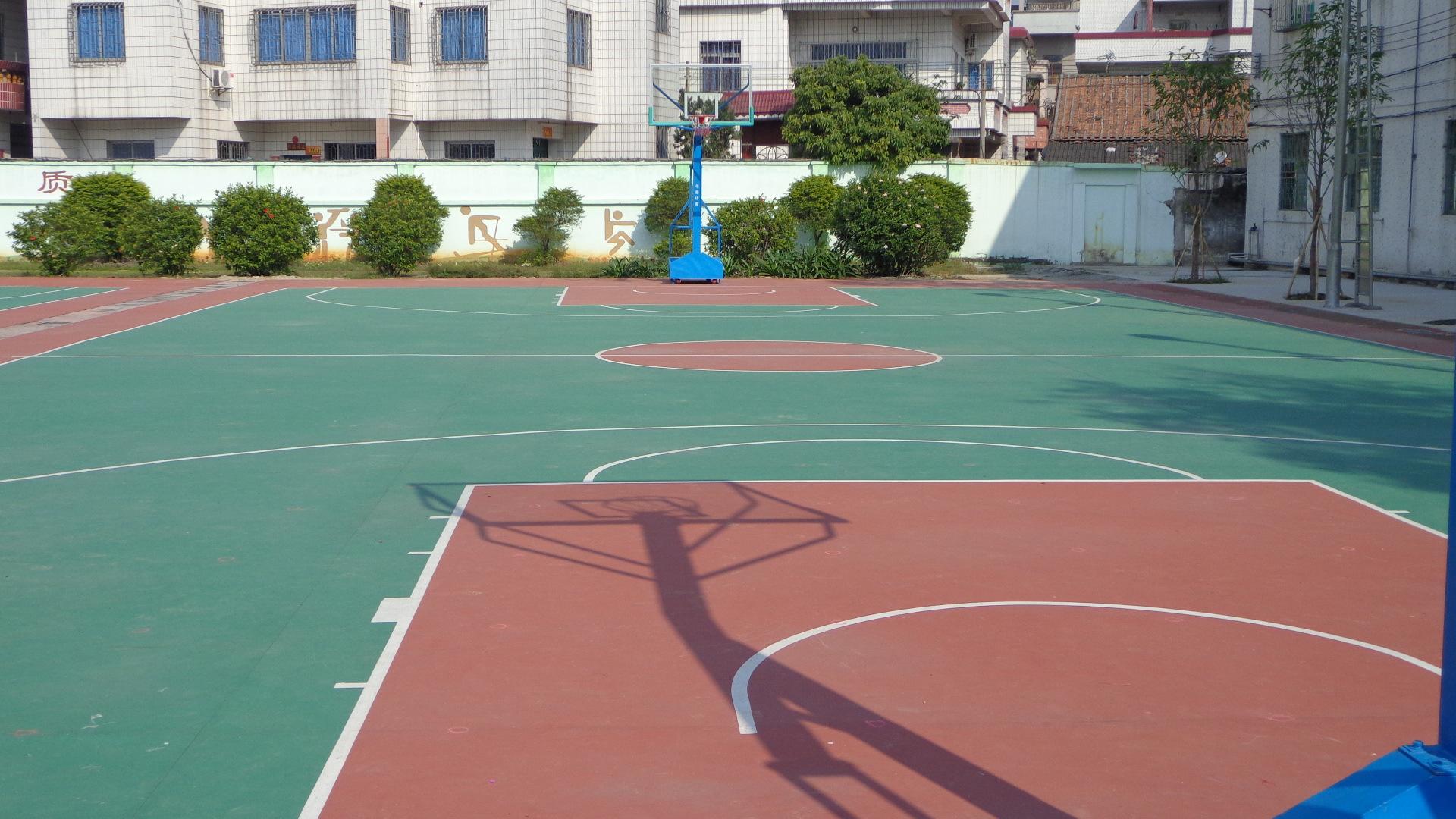 贵州硬地丙烯酸球场涂料厂家 硬地丙烯酸球场涂料供应商 环保材料