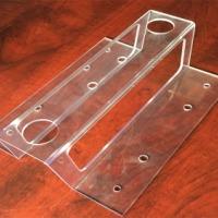 扬州PC板折弯雕刻打孔来图加工