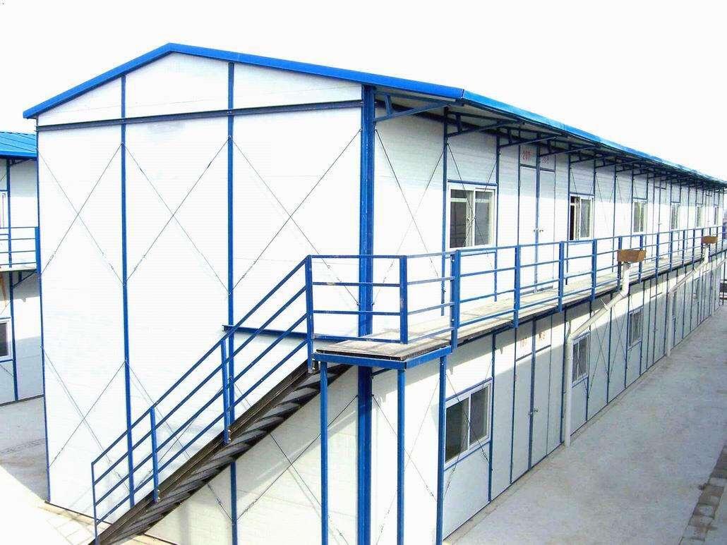 杭州轻钢活动板彩钢房供应商    活动板房销售厂家