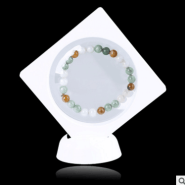 PE薄膜手串镯蜜蜡佛珠透明包装盒图片