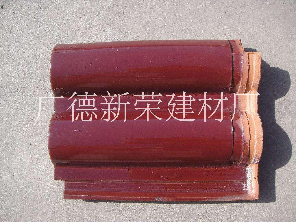 供应河南双筒瓦生产商、河南双筒瓦价格、郑州西班牙瓦供应商