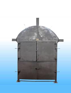 厂家生产提供矿用安全门 防火栅栏门
