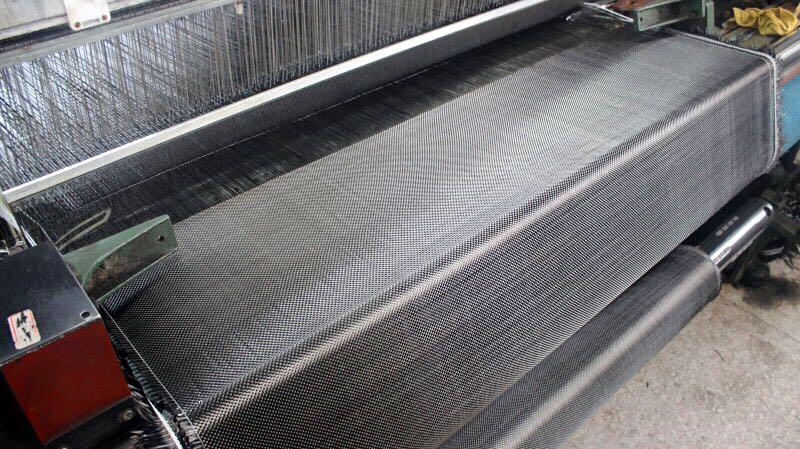 3K200克碳纤维布 3K200克碳纤维布 碳纤维编织 3K200克碳纤维布碳纤维编织布