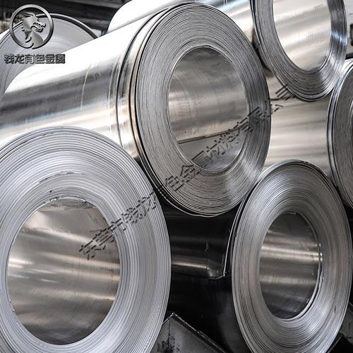 1060铝带 半硬纯铝带 1060薄厚铝带 O态拉伸软质
