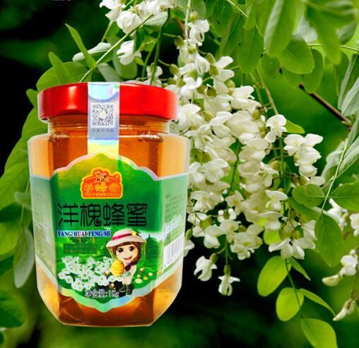 供应美蜂堂蜂蜜 怎么样的洋槐蜜算得上好蜂蜜?