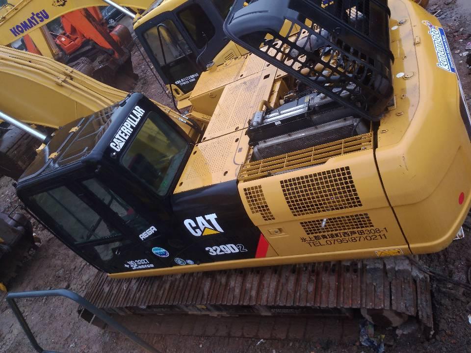 二手挖掘机出售 卡特329D