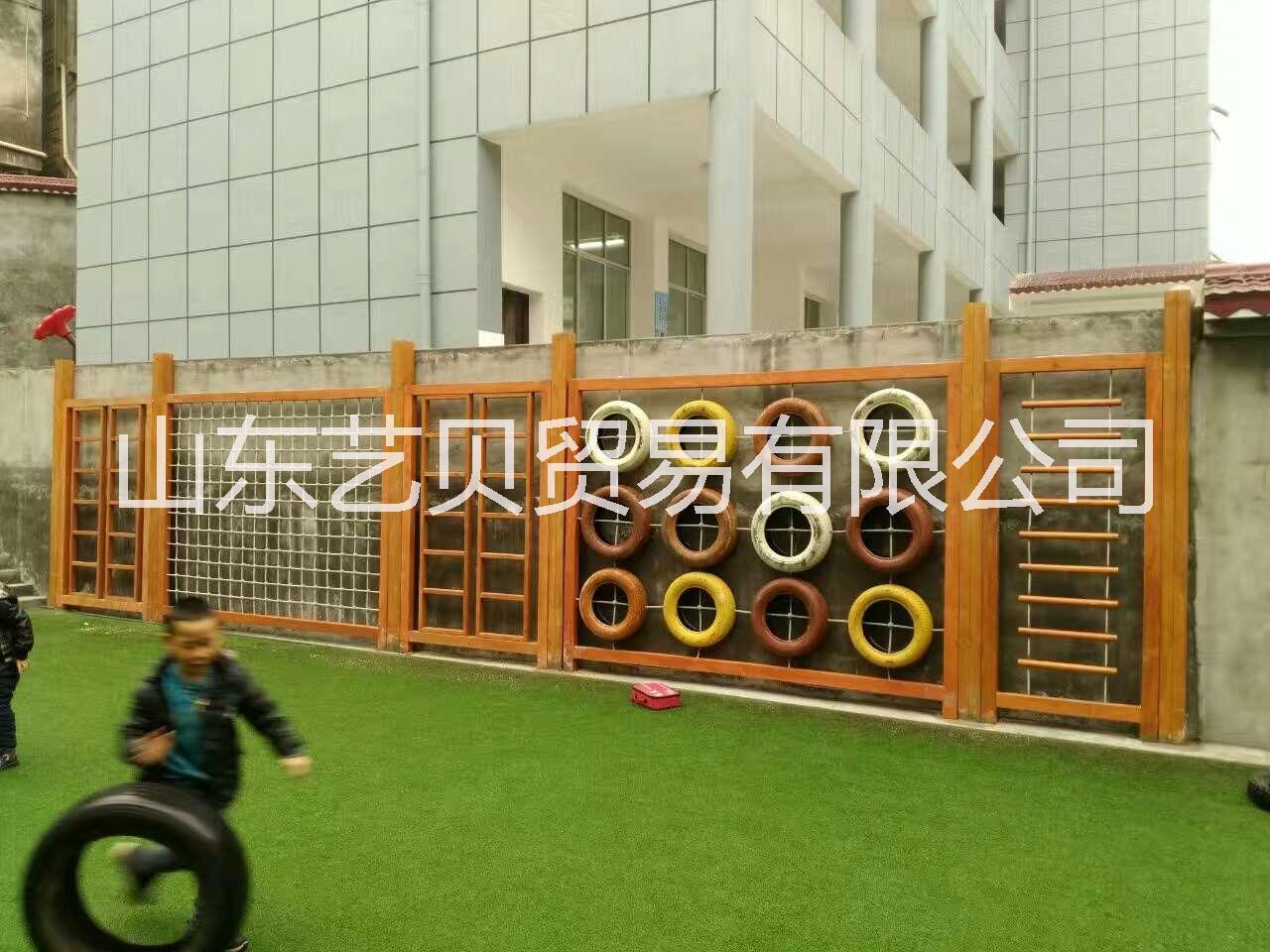 山东艺贝幼儿园玩具 碳化积木销售