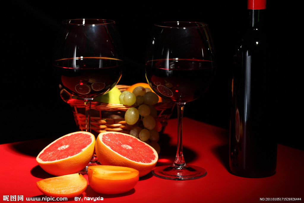 红酒进口报关图片/红酒进口报关样板图 (1)