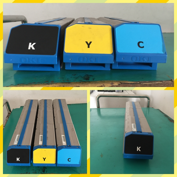 OKI c911 碳粉粉盒