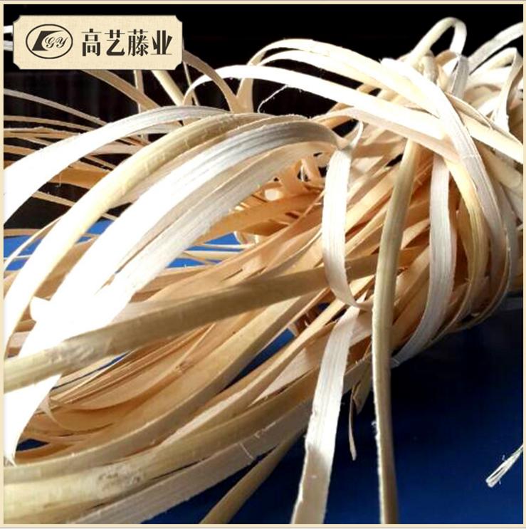 藤条厂家生产 印尼天然A级藤皮 藤皮加工 漂白藤皮原材料