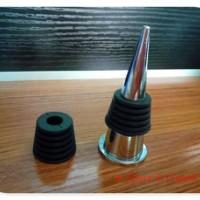 供应用于红酒瓶密封用的硅胶瓶塞 硅胶酒瓶塞 酒瓶塞子
