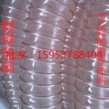 厂家直销 PU钢丝吸尘管真空除尘管木工机械吸尘软管
