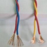 RVS聚氯乙烯软电线  铜芯聚氯乙烯绝缘绞型连接花线
