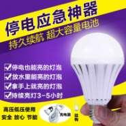 LED应急灯  智能应急球泡灯图片