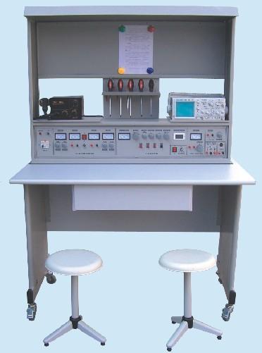 SG-GY01A 电子技能及生产工艺流水线创新实训台 电子技能实训台