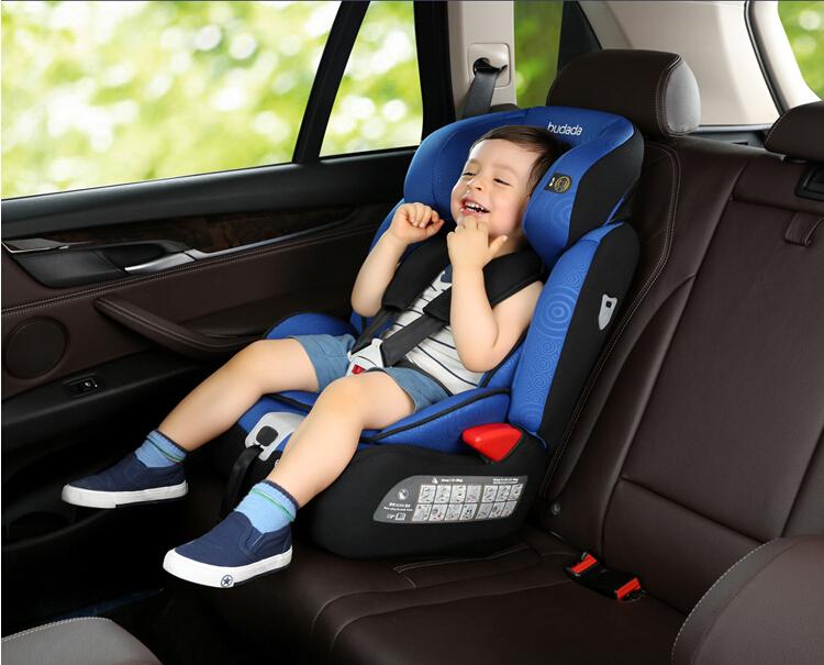 德国步达达安全座椅佳骑士9个月-12岁自带isofix硬接口