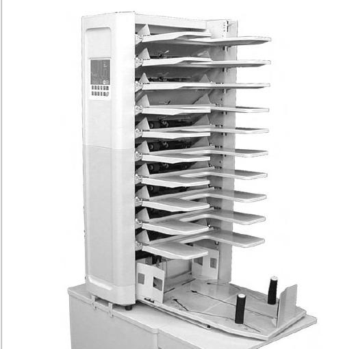 日本内田UC-1100自动配页机 无碳纸配页机 进口配页机