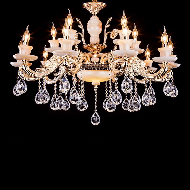 中山市蜡烛灯 吊灯 欧式水晶
