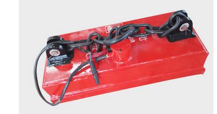 MW84系列吊钢板用起重电磁铁-山东鲁磁现货供应厂家直销产品