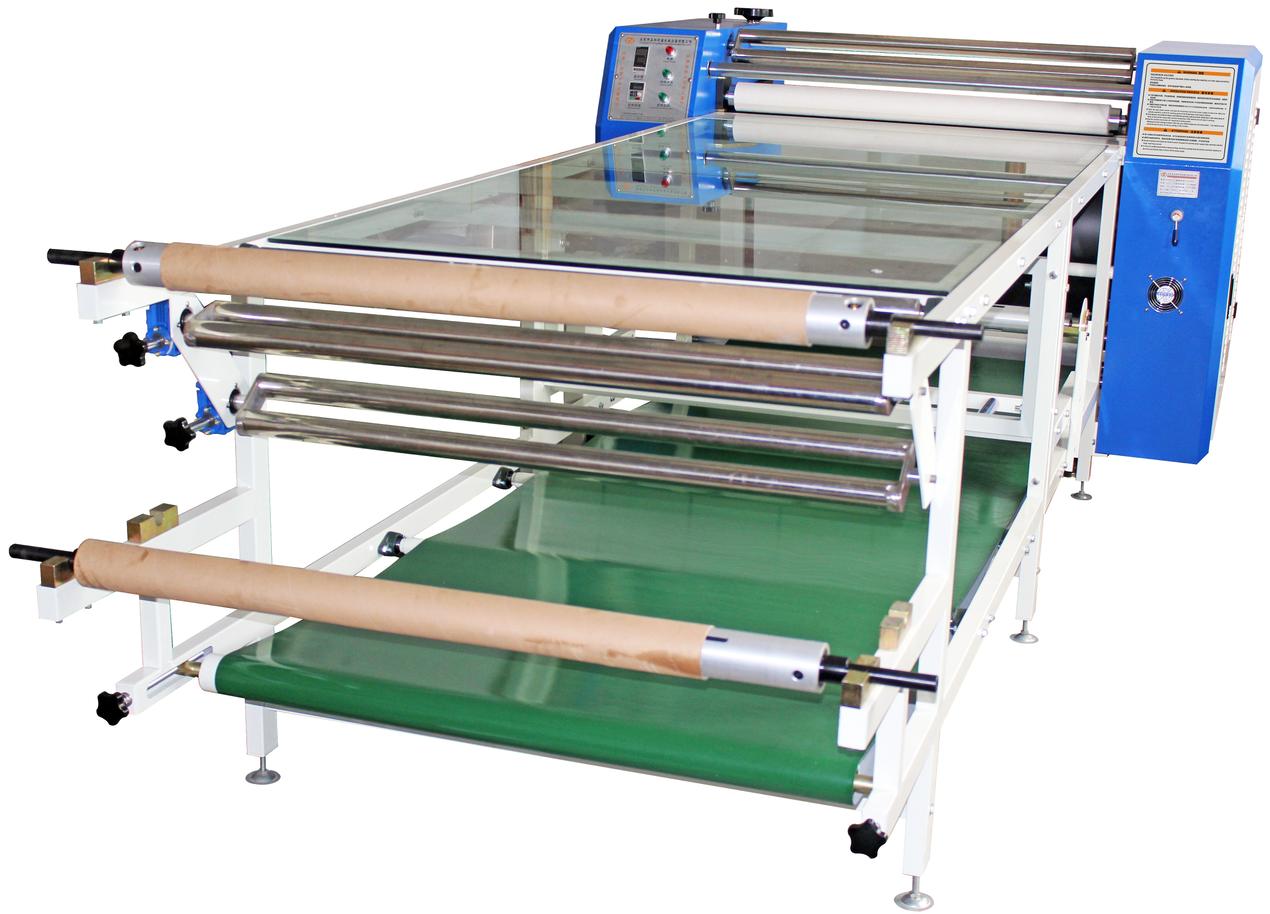 津科DZGT-B 厂家供应服装加工布料印花机多功能滚筒印画机烫图机烫画机