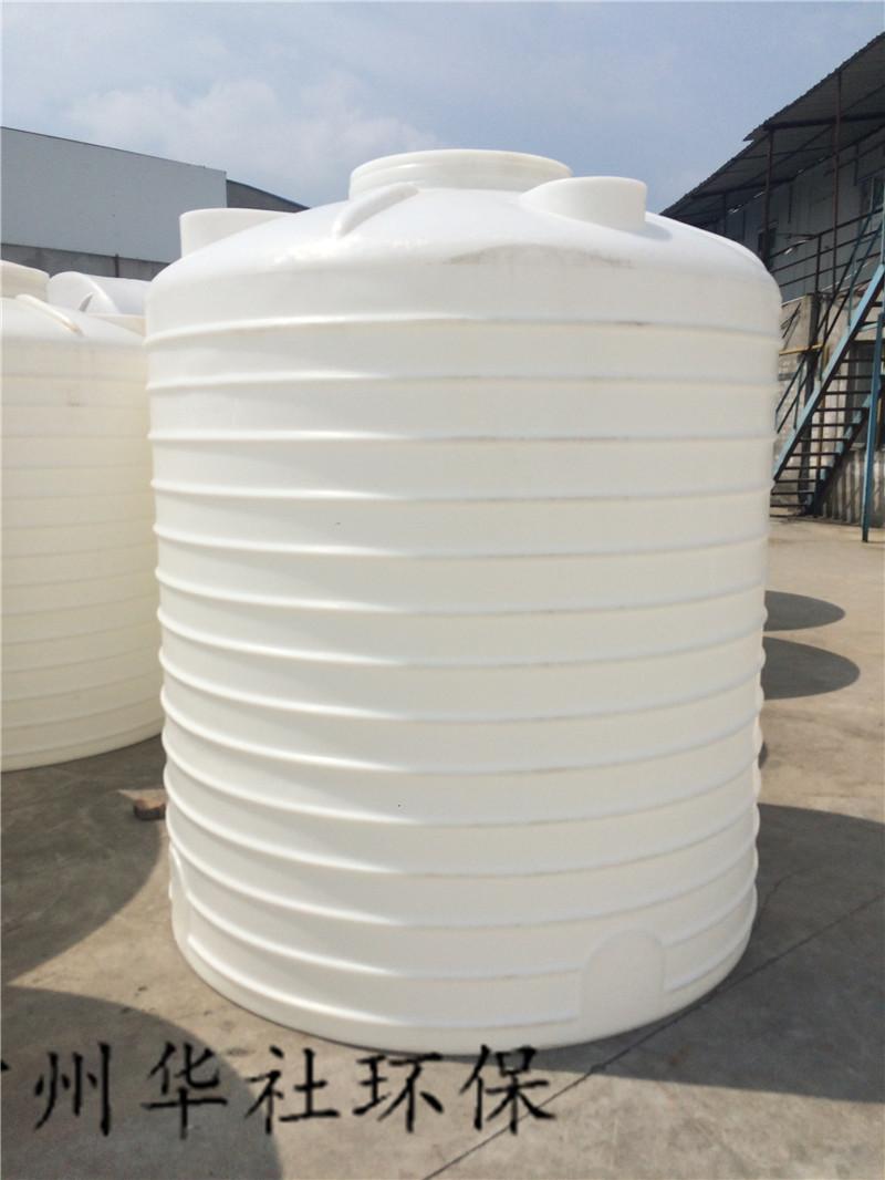 常州华社CPT-3000L 3吨塑料水塔食品级耐酸碱防腐蚀厂家直销供应 3吨塑料储罐  塑料水塔