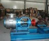潍坊NYP不锈钢高粘度转子泵/不锈钢保温齿轮泵/不锈钢齿轮油泵厂家