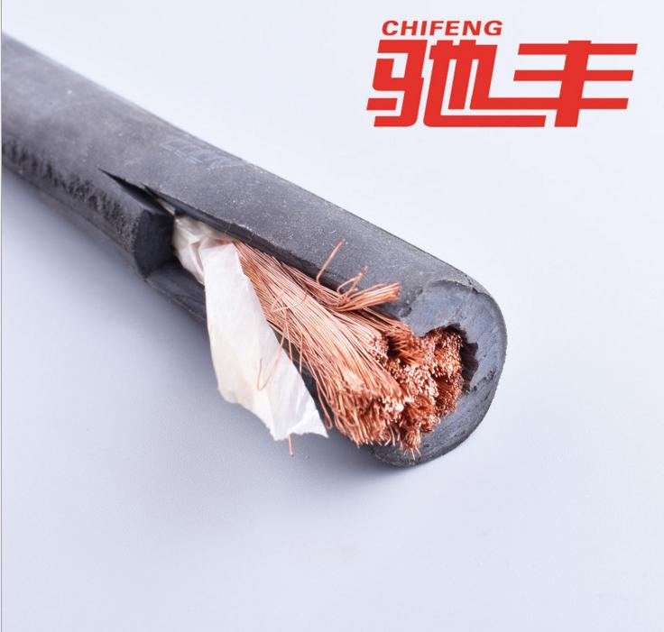 重型橡套电缆  YC1*120   河北津丰线缆  橡套电缆价格