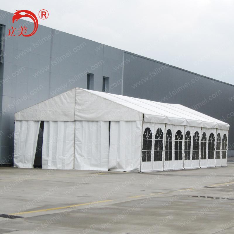 欧式工业仓库篷房租赁报价