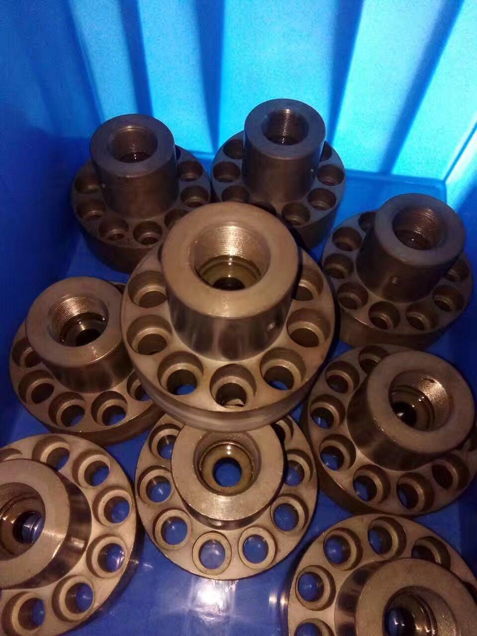 注塑机料筒螺杆法兰射咀分胶头批发销售非标订做质量可靠价格便宜
