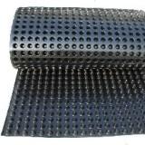 厂家供应屋顶花园种菜排水板隔热蓄排水板滤水板 (蓄)排水板
