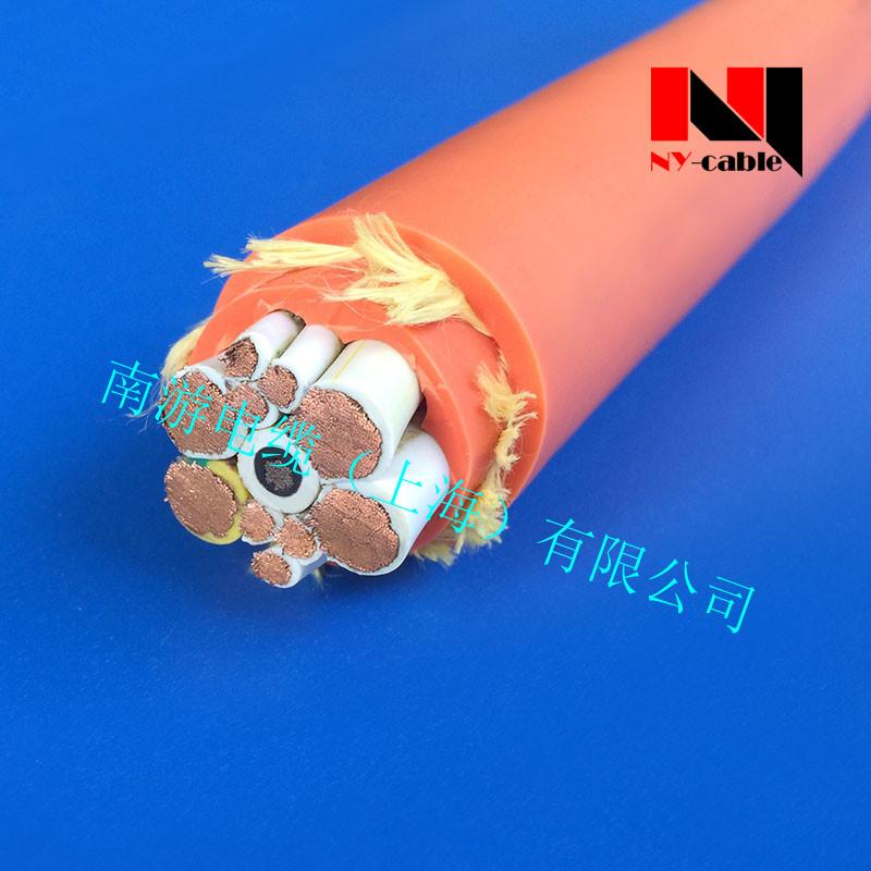 供应上海高柔性抗拉抗扭双护套卷筒电缆厂家定做