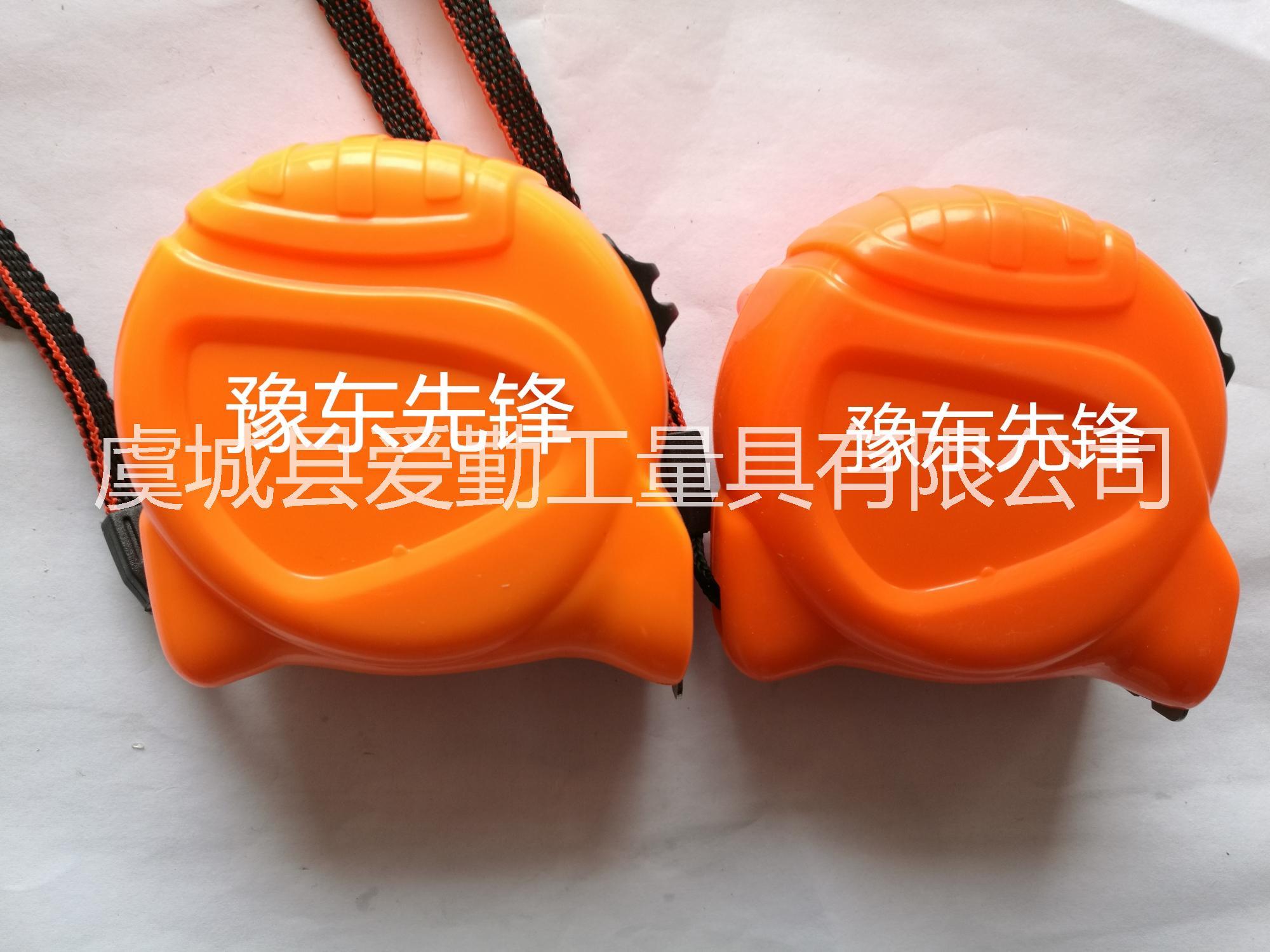 豫东先锋卷尺厂家定做 非标尺纤维 卷尺价格 卷尺品牌定做
