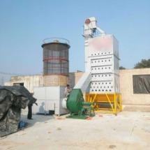横流式粮食烘干机供应价低-玉米烘干机逆流式生产厂家-高粱烘干机大型设备热销