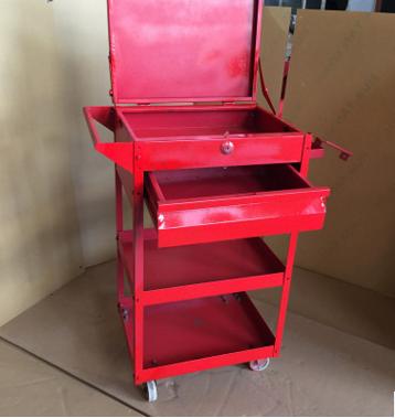 厂家直销 CJ-B1工具储物柜 车间维修移动工具车 手推工具车工