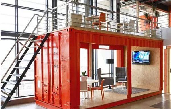 广东集装箱建筑设计大小盒子集装箱建筑造价安装设计一站式服务