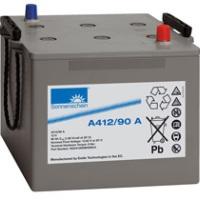 德国阳光蓄电池 A412/90A 12V90AH胶体蓄电池