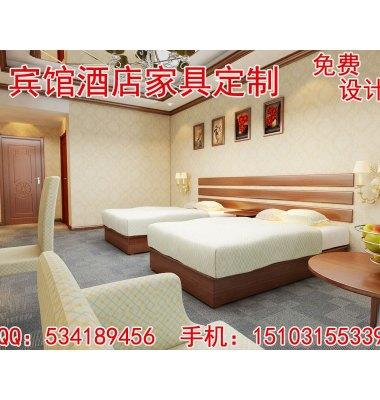 唐山宾馆酒店家具厂家标准间客房图片/唐山宾馆酒店家具厂家标准间客房样板图 (2)