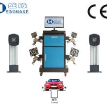 盛脉505四轮定位仪3D四轮定位仪四轮定位仪厂家直销包安装培训售