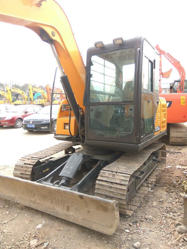 三一75二手挖掘机 二手挖机市场 原装二手挖掘机 低价二手挖掘机