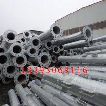 厂家承接电力钢杆出厂价格 优质电力输电钢杆批发