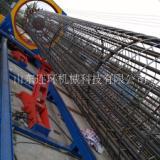 山东连环自动数控钢筋笼滚焊机设备