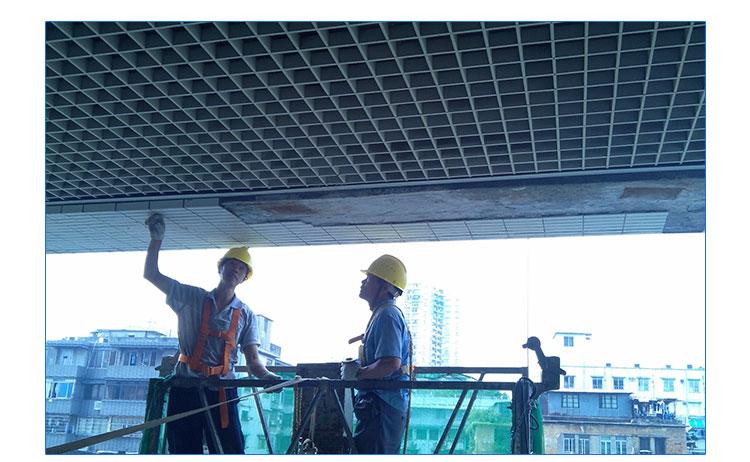 广州高空外墙维修 玻璃幕墙价格 玻璃幕墙供应商—广东优晟幕墙